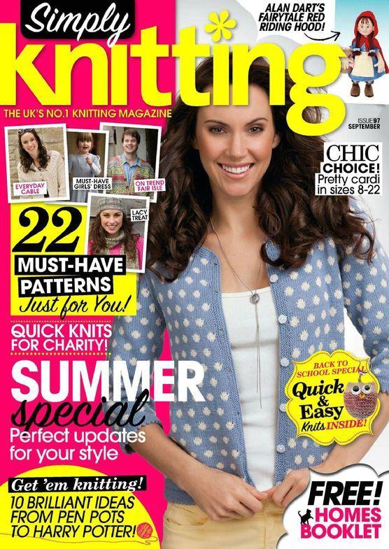 Simply Knitting+Simply Crochet+Knitting Magazine+Festive Knits to Gift 2011 wwwSimplKnitting_97_2012-001