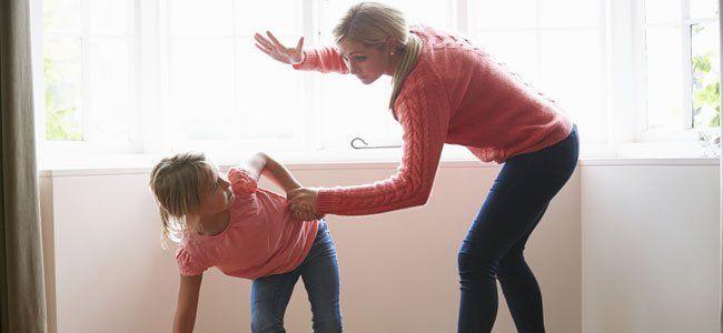 El maltrato infantil en el contexto de la conducta parental: Percepciones de padres e hijos