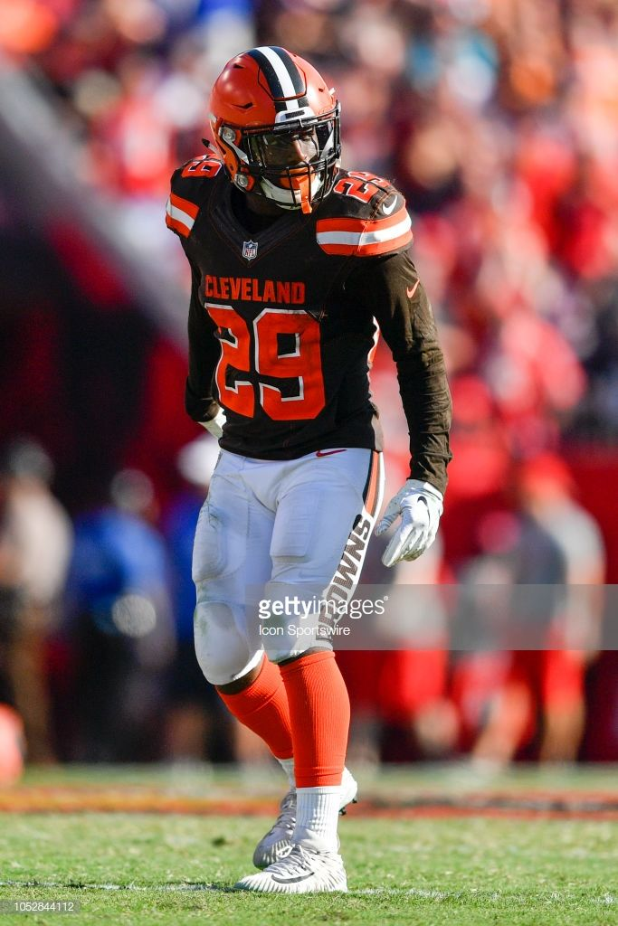 bb942ca8a55 Cleveland Browns running back Duke Johnson Jr. during the second ...