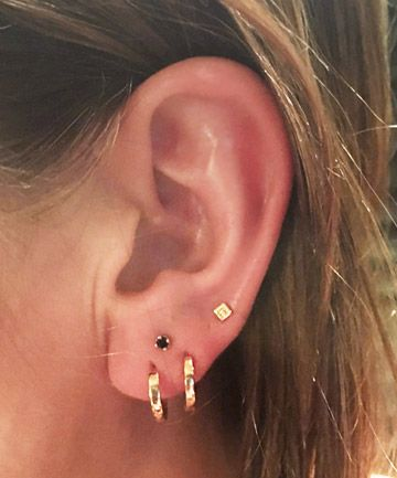 17 best ideas about upper ear piercing on pinterest ear peircings cartilage piercings and. Black Bedroom Furniture Sets. Home Design Ideas