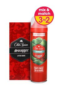 Old Spice, Products