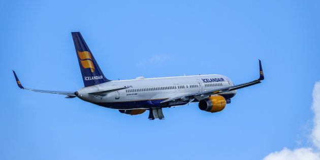 An Icelandair Boeing 757 200 Takes Off At Stockholm Arlanda Airport Stockholm Arlanda Airport Commercial Aviation Boeing