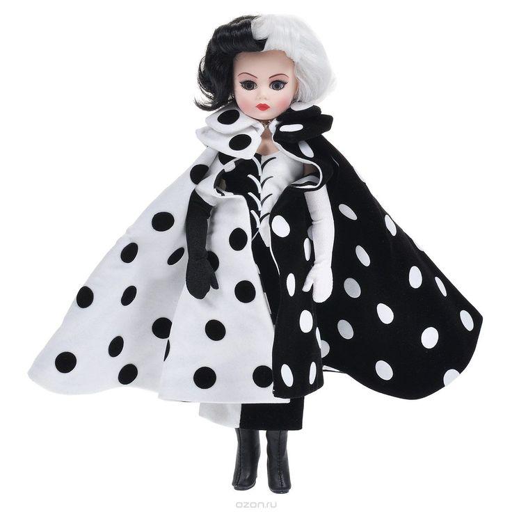 Madame Alexander Кукла Круэлла де Виль