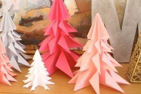 La manualidad de estas navidades, punto. Un auténtico árbol navideño low-cost ¡¡sin trampa ni cartón!! Vale, quizá un poco de cartulina, ¡pero solo una lámina cuadrada! Sin pegamento, sin pintura, ...