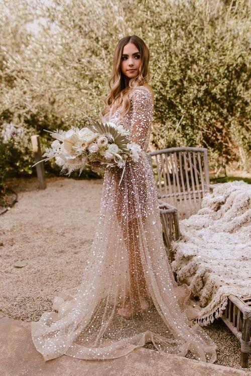 e2b31e31be2 Chosen by One Day Bridal - Fontaine | Boho Styled Wedding | Wolf Feather  Honey Farm