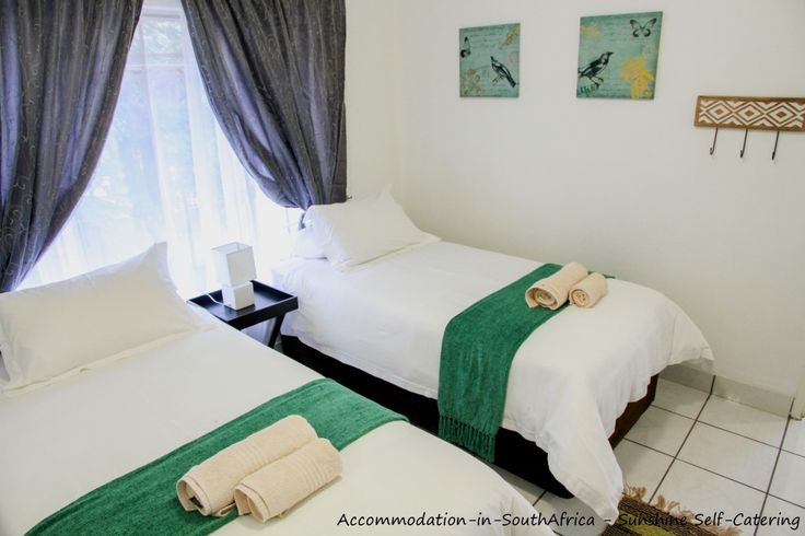 Neat and clean at Sunshine Self Catering. http://www.accommodation-in-southafrica.co.za/Mpumalanga/Nelspruit/SunshineSelfCatering.aspx