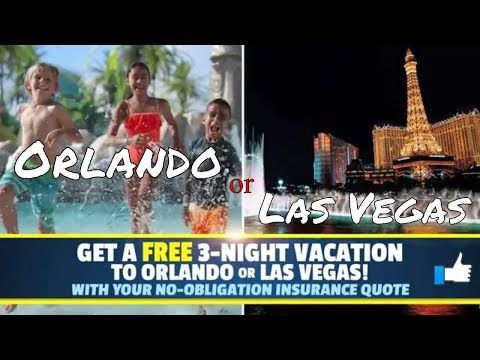 Insurance Orlando or Vegas NO Health  Get your Free Orlando or Vegas Vacation when you get your NO HEALTH insurance quote compliments of http://ift.tt/2EjSE3o today. https://www.youtube.com/watch?v=IbY584x2T3c