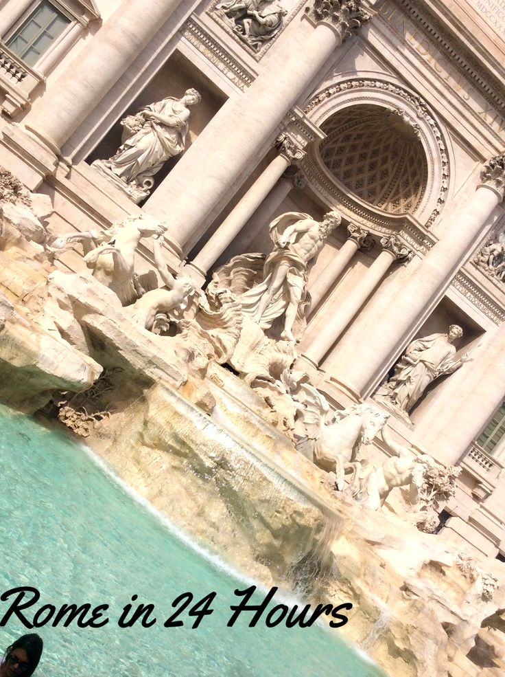 Click here to find out how to make the most of a short time in Rome.