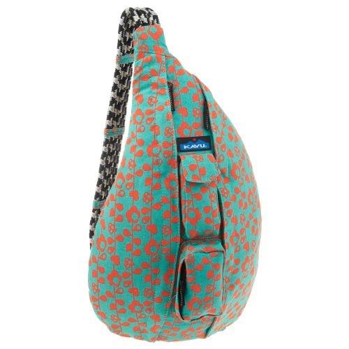 Kavu Rope Sling Bag Strawberry