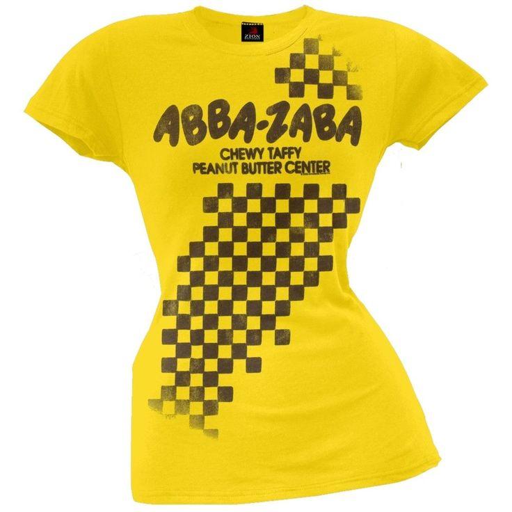 Abba Zabba - Checkers Juniors T-Shirt
