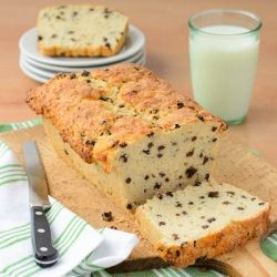American Irish Soda Bread is a little sweeter than regular soda bread & filled with currants.