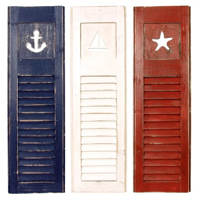 beach house decor :) nautical!
