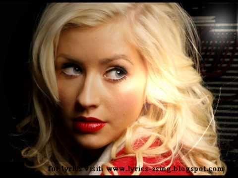 CONTIGO EN LA DISTANCIA   Christina Aguilera HIGH QUALITY