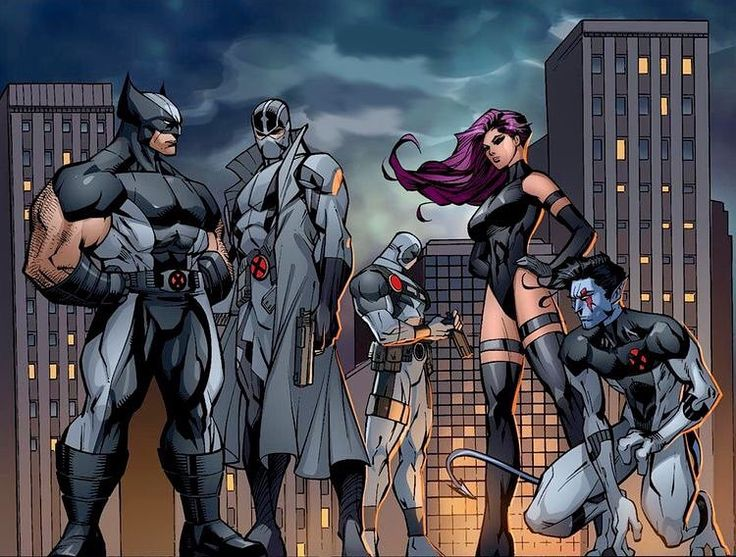 Uncanny X-Force - by Mundo
