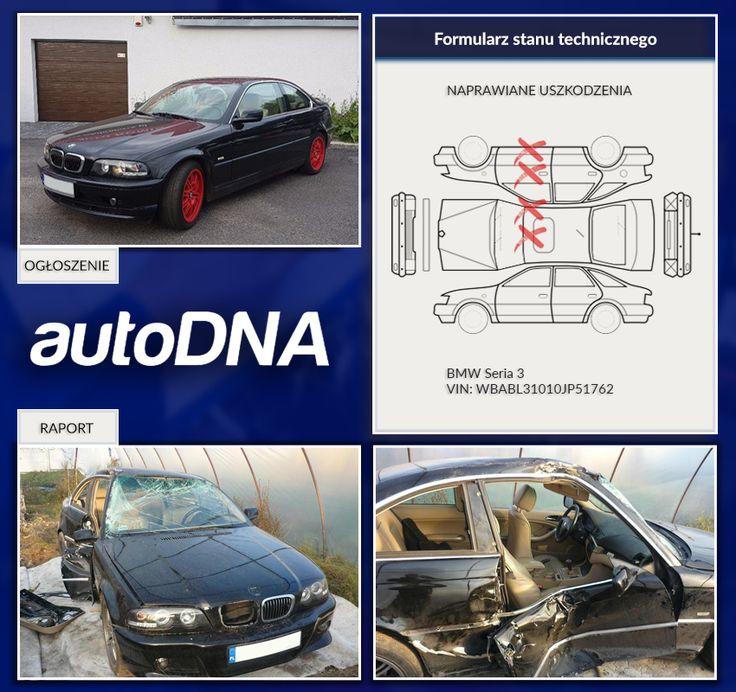 Baza #autoDNA- #UWAGA! #BMW serii 3 https://www.autodna.pl/lp/WBABL31010JP51762/auto/1ce4ae9e362fdbfb945b4023f2c556ea05b26fb4 https://www.otomoto.pl/oferta/bmw-seria-3-ID6yZCaD.html