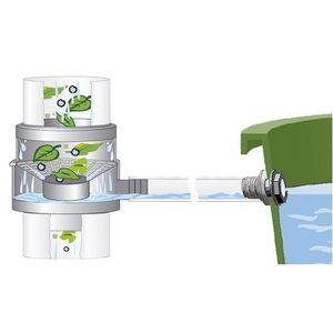 Réservoir eau de pluie mural SLIM 300 L GARANTIA - Sable