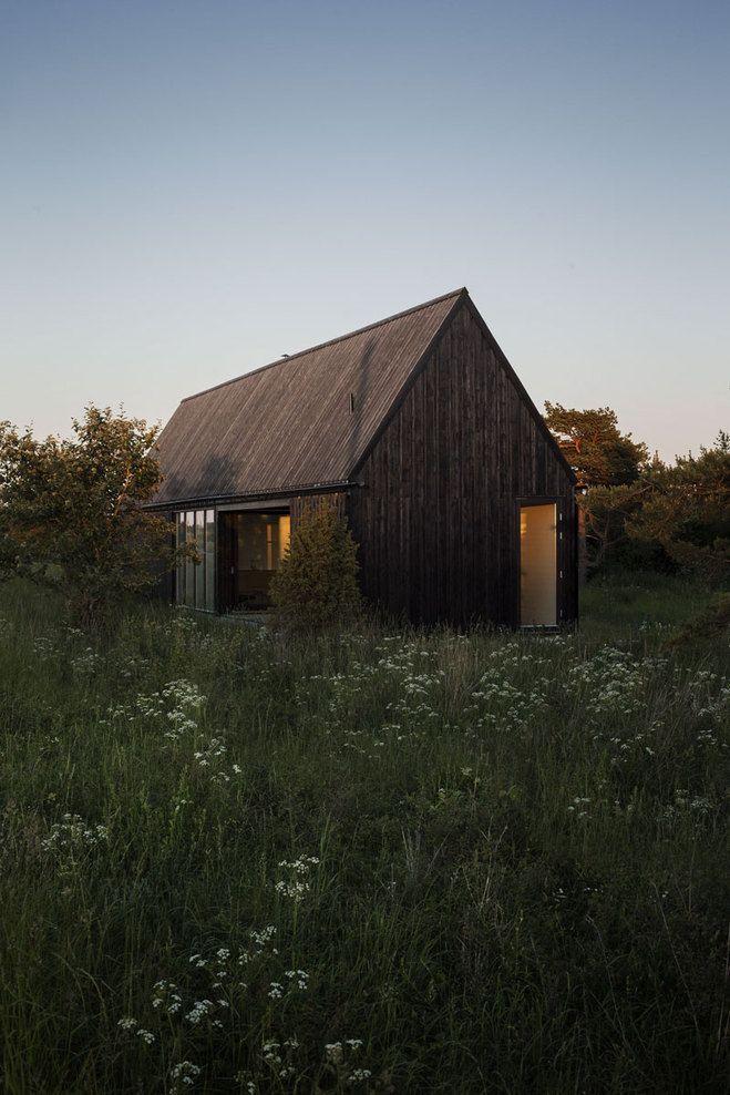 remash: summer house in gotland ~ jens enflo   dev architects
