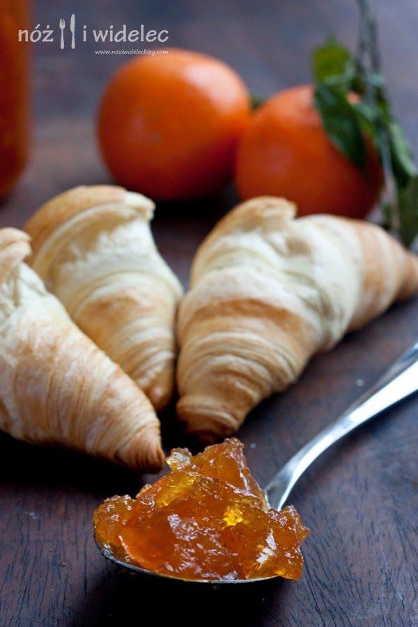 Dżem z gorzkich sycylijskich pomarańczy #gryz #MagazynGRYZ
