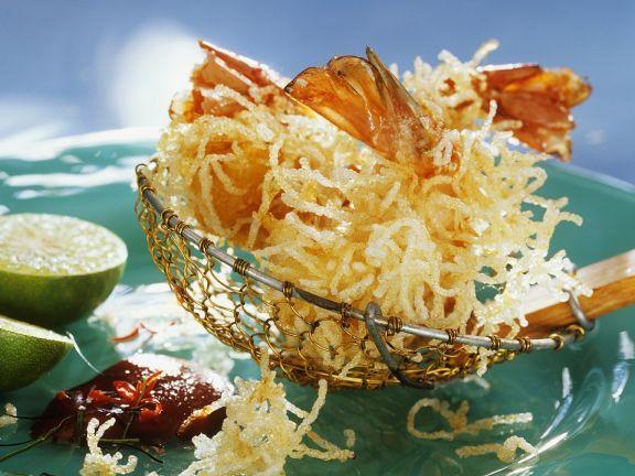 Knusprig frittierte Garnelen ist ein Rezept mit frischen Zutaten aus der Kategorie Garnelen. Probieren Sie dieses und weitere Rezepte von EAT SMARTER!