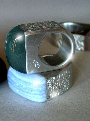 ALUMINIUM  Eliana Negroni Incisioni.  Like the design, not sure about the aluminum part...