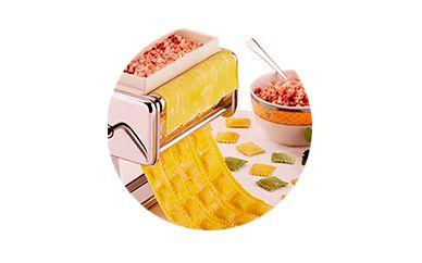 Удобная в использовании, легкая и компактная пресс-машина поможет вам быстро приготовить любимые блюда.