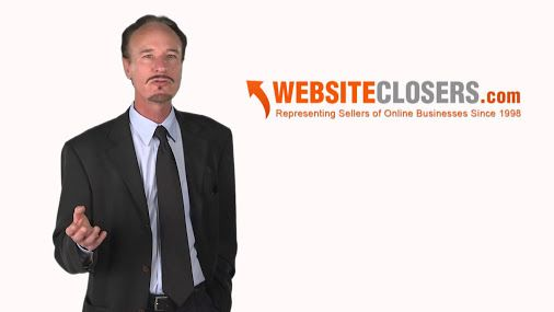 Questions that a Seller can Expect when Selling an Online Business #WebsiteClosers.com