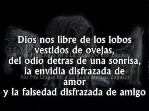 .Dios nos libre..!!