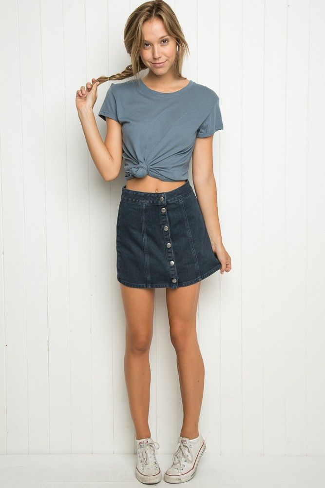 Brandy ♥ Melville | Margie Top - Tees - Tops - Clothing