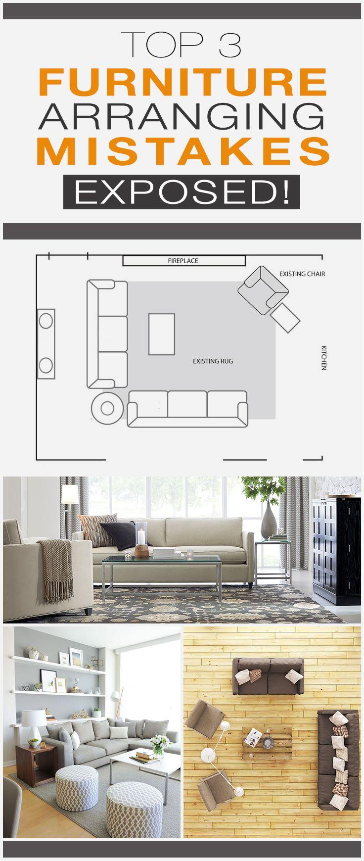 Best 25+ Arrange furniture ideas on Pinterest | Furniture ...