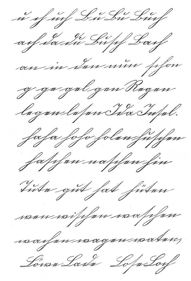 Leseübungen: Schulfibel von 1903, Seite 4