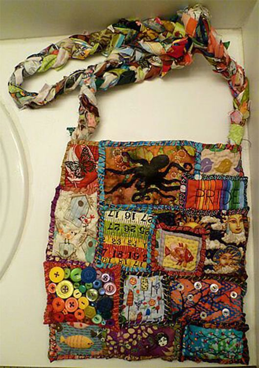 7362a228d8f1 Бохо сумка своими руками выкройки | бохо | Bags, Fabric bags и Boho bags
