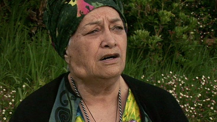 Maori elder and healer Dr. Rangimarie Turuki Rose Pere explains the formal Maori greeting ritual called Hongi, which reminds participants of their interconnectedness with one another and with the environment.
