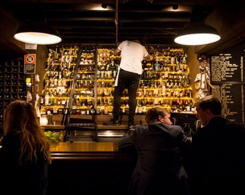 Baxter Inn - Sydney Whisky Bar