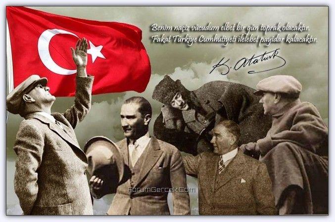 10 Kasım 1938 - Seni Unutmadık, Unutturmayacağız - Sayfa 21 - Forum Gerçek