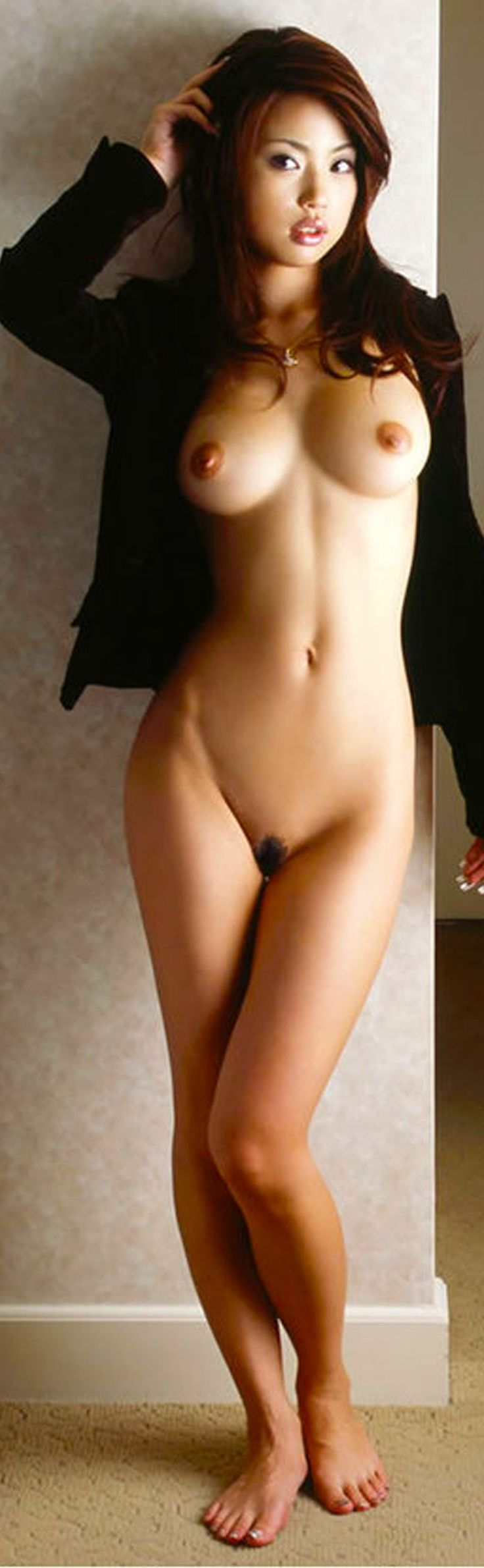 Tall asian nude women