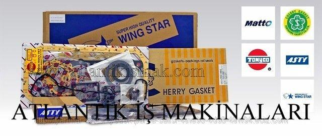 3TNE88 Motor Takım Conta – ATLANTİK İş Makinaları, YANMAR Parçaları (ID#1129472): satış, İstanbul'daki fiyat