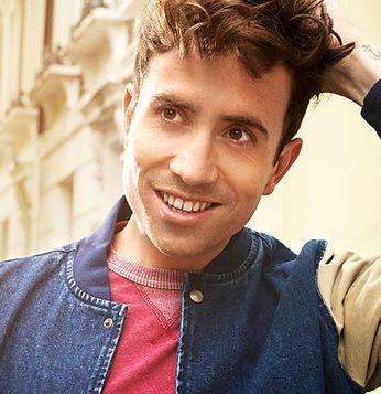 Radio 1 DJ Nick Grimshaw aka Grimmy aka my fave.