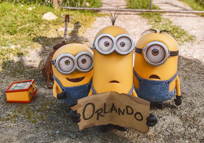 Ticket Giveaway – Minions