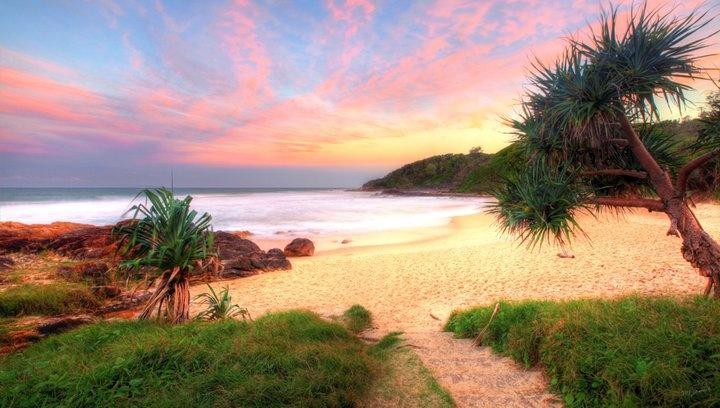 Adam Gormley- Coolum Beach