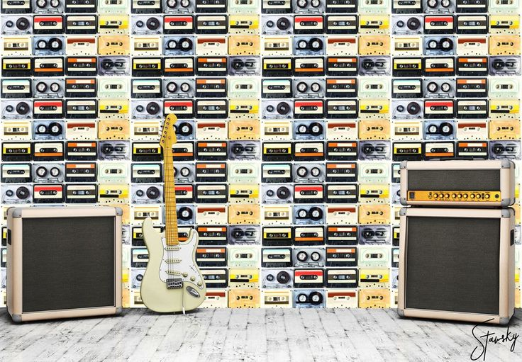 Cassette tapes on white background will bring back those memories when people actually listened to full albums and made their own mixtapes  #stawsky #design #murals #tapetomat #wallpaper #wallpapers #designer #artist #weekend #cassettes #fashion #decorate #tapes #wall #walls #vintage #retro #loft #audio #home #house #interior #interiordesign #oldschool #music #mixtapes #vintageaudio #80s #hiphop #comingsoon