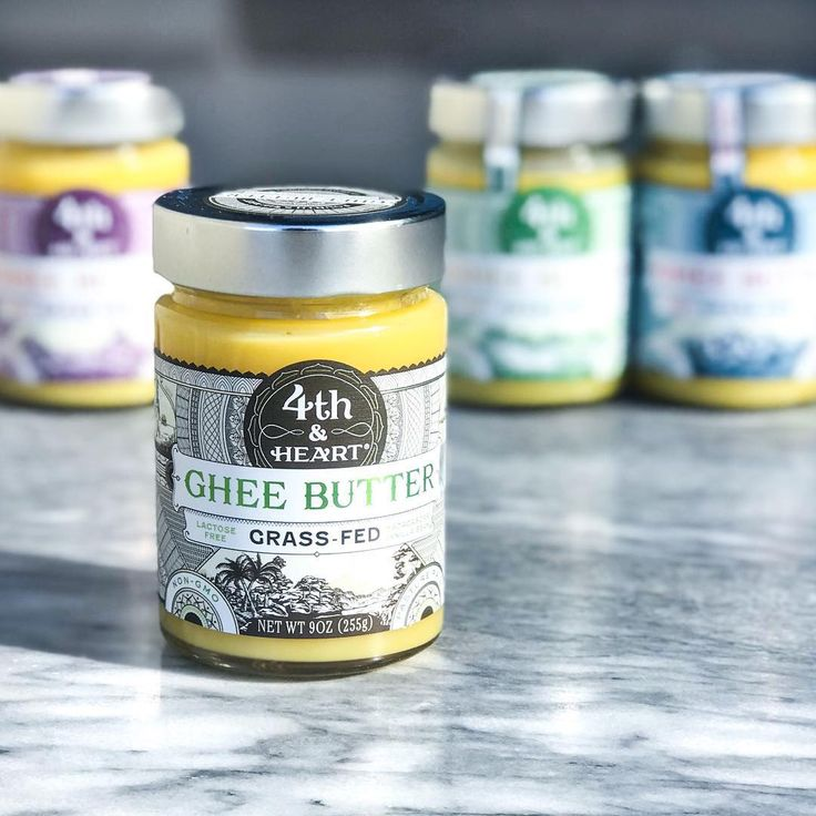 Original Ghee - 4th & Heart ghee is made from the milk of grass-fed, pasture raised New Zealand cows.  Why did we have to go so far from home? We find the best quality to be in the place where the greenest grass grows and that's in New Zealand. #certifiedpaleo #paleo