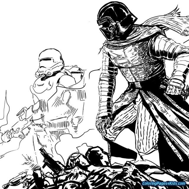 Great Image Of Kylo Ren Coloring Page Entitlementtrap Com Lego Coloring Pages Coloring Pages Star Coloring Pages
