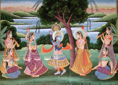 Bollywood songs on raag Brindavani of Hindustani Classical  Music