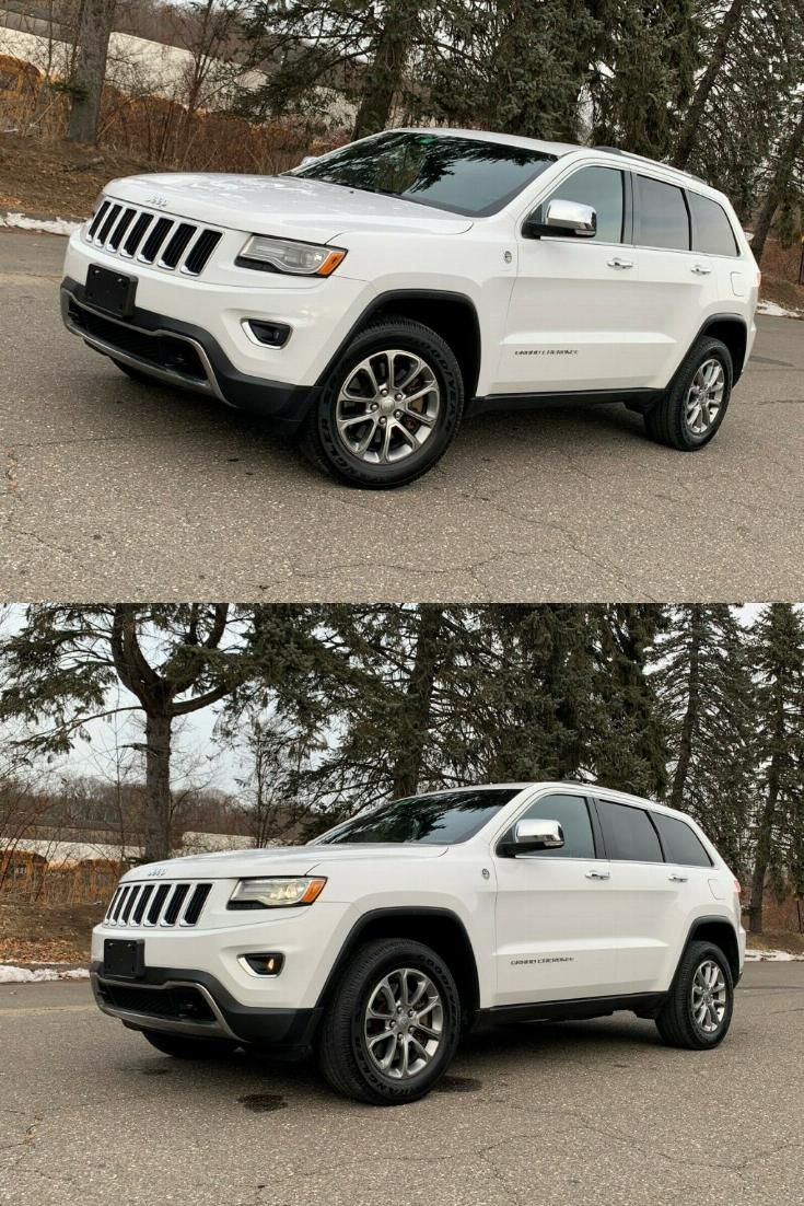 2014 Jeep Grand Cherokee Lifted : grand, cherokee, lifted, Grand, Cherokee, Limited, DIESEL, Cherokee,, Limited,