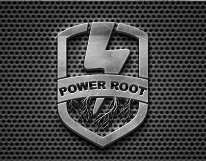 """Check out new work on my @Behance portfolio: """"Logo Concept For electronics company: """"Power Root"""""""" http://be.net/gallery/53634599/Logo-Concept-For-electronics-company-Power-Root"""