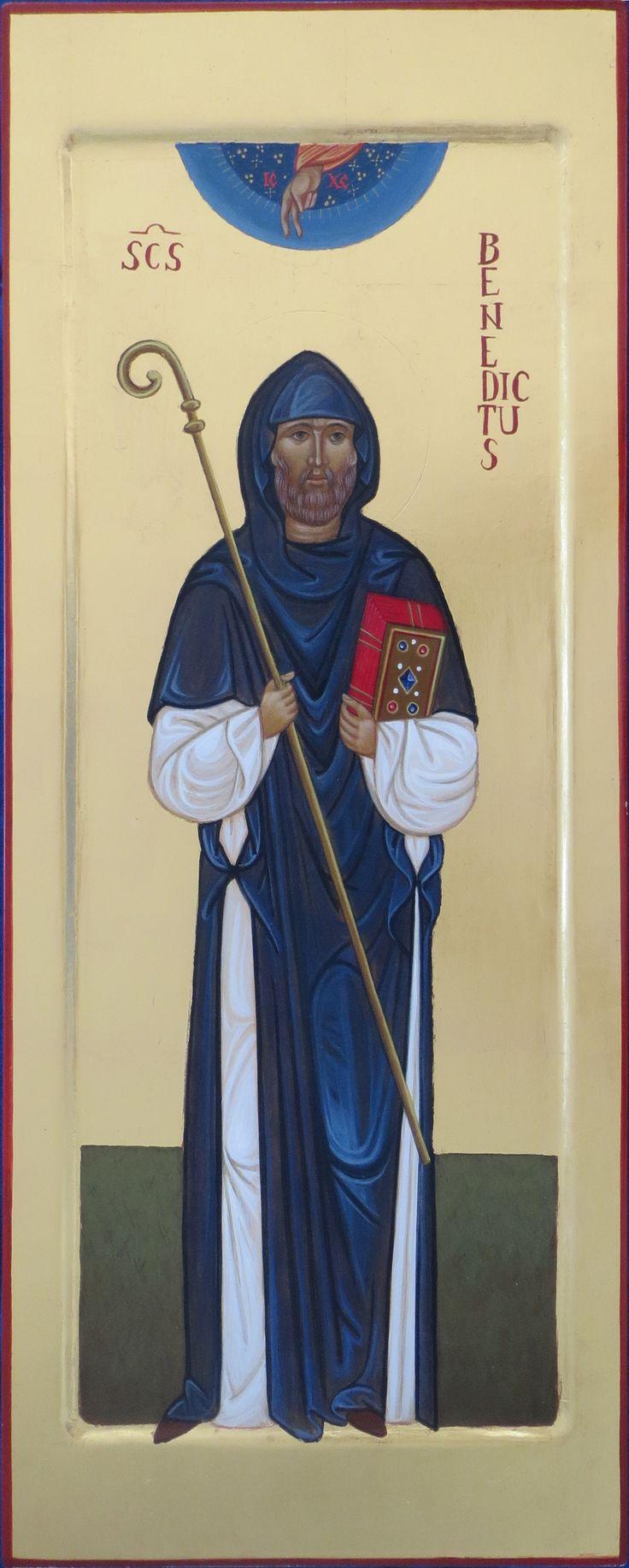 Benedetto da Norcia 2 (Maria Marciandi)