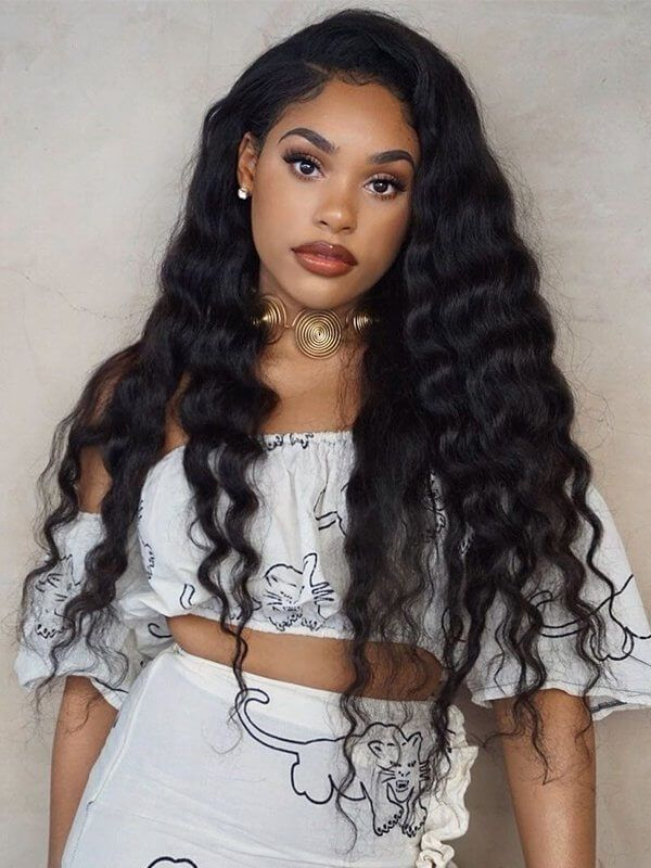 Celebrity Full Lace Wig With Baby Hair Pre