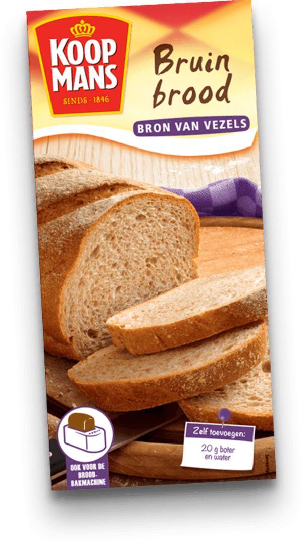 Tomaat-kruidenbrood in de broodbakmachine - https://Koopmans.com