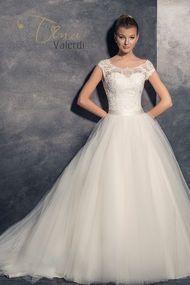 wedding dress Kristal Каталог, страница товара — Tina Valerdi