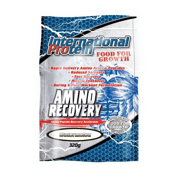 International Protein Amino Recovery - Second To None Nutrition